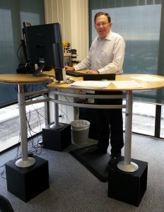 Standing Desks - worth the hype?